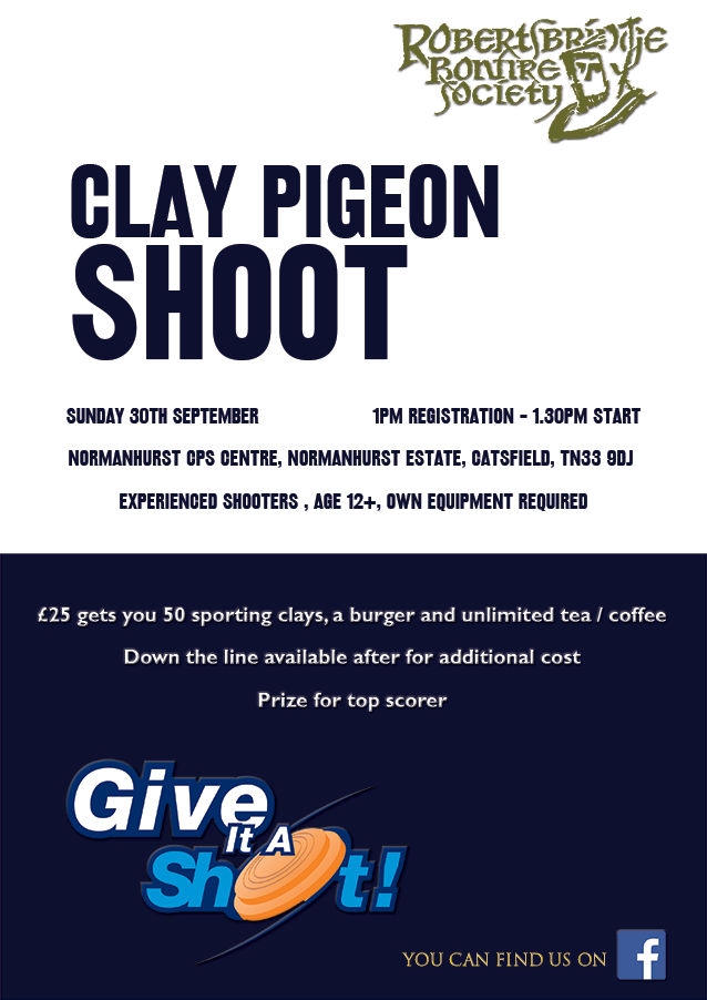 Clay Shoot Poster